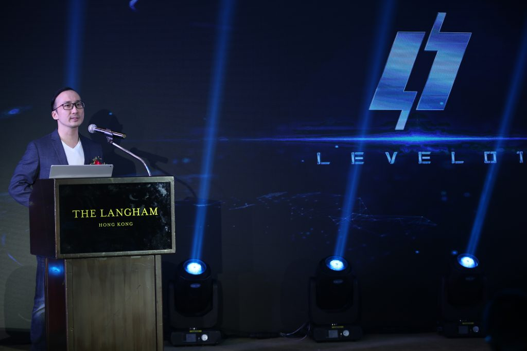 JONATHAN LOI, THE BRILLIANT FOUNDER AND CEO OF LEVEL01
