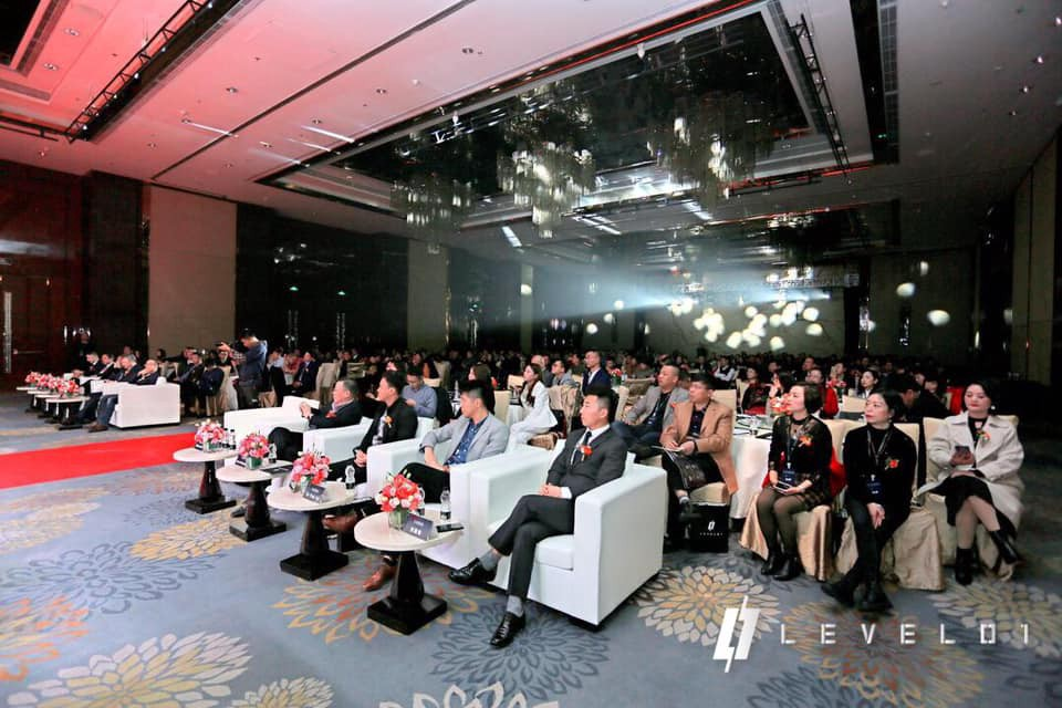 Level01 Blockchain Event China