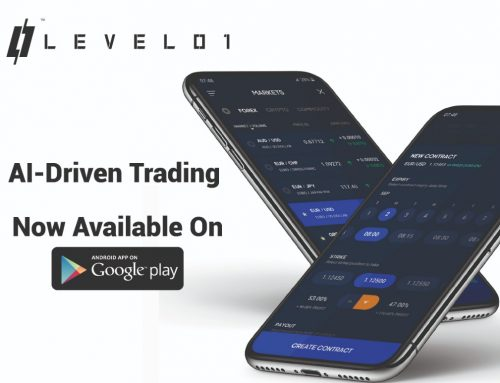 Level01 App Is Available On Google Play