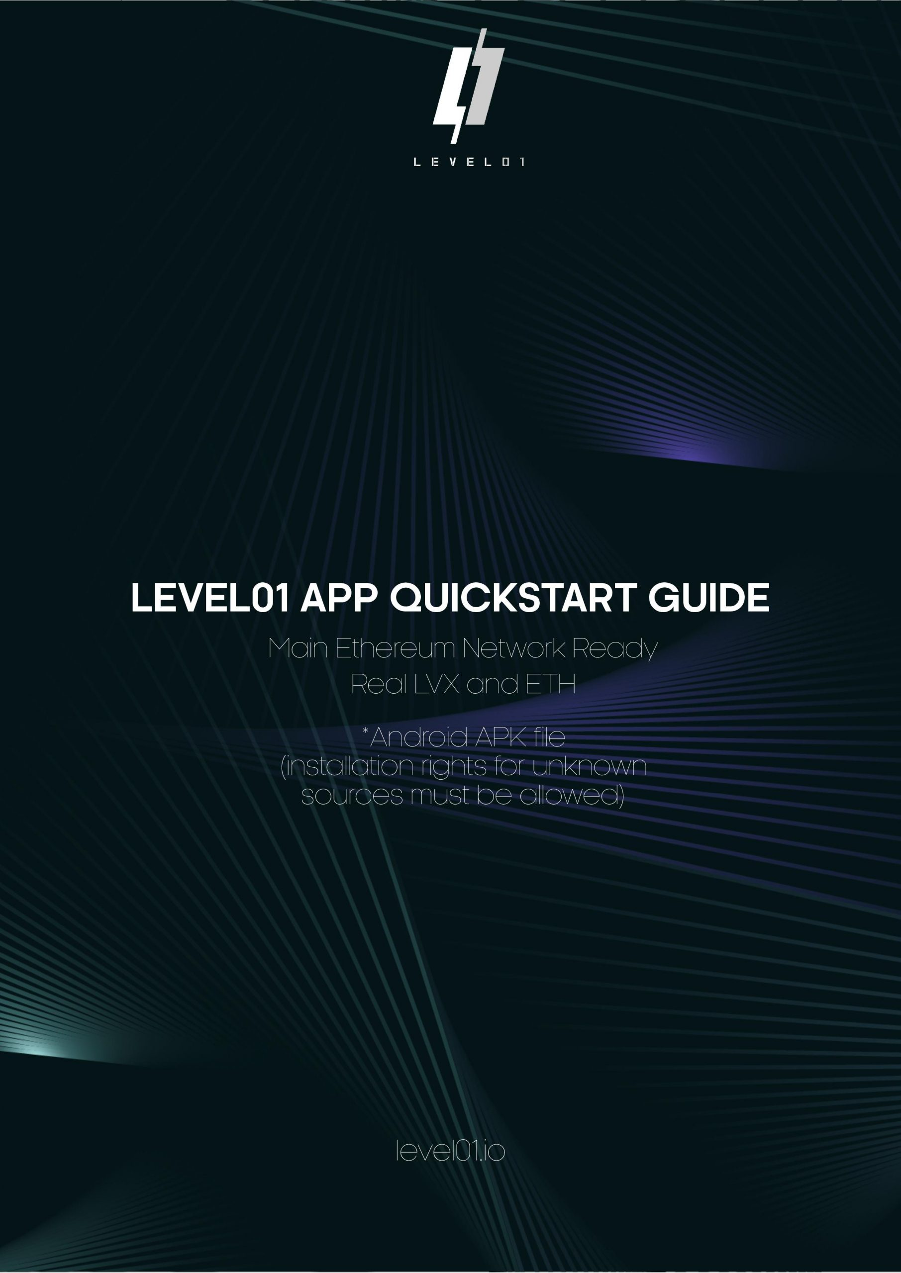 Level01 Quick Start Trading Guide V2 (2)