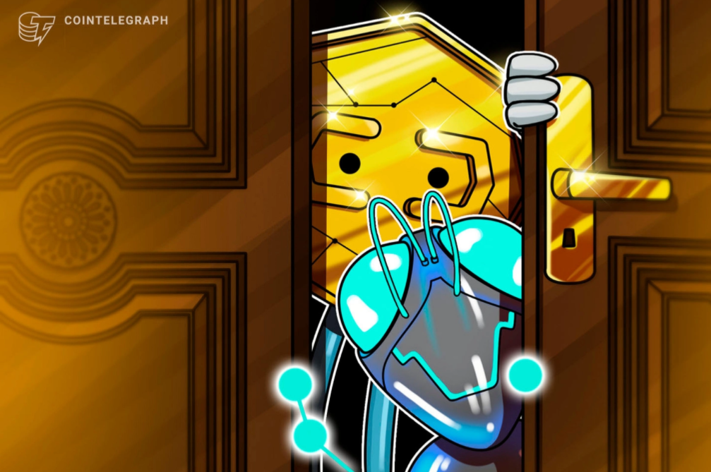 Featured Visual from Cointelegraph regarding Level01 DeFi