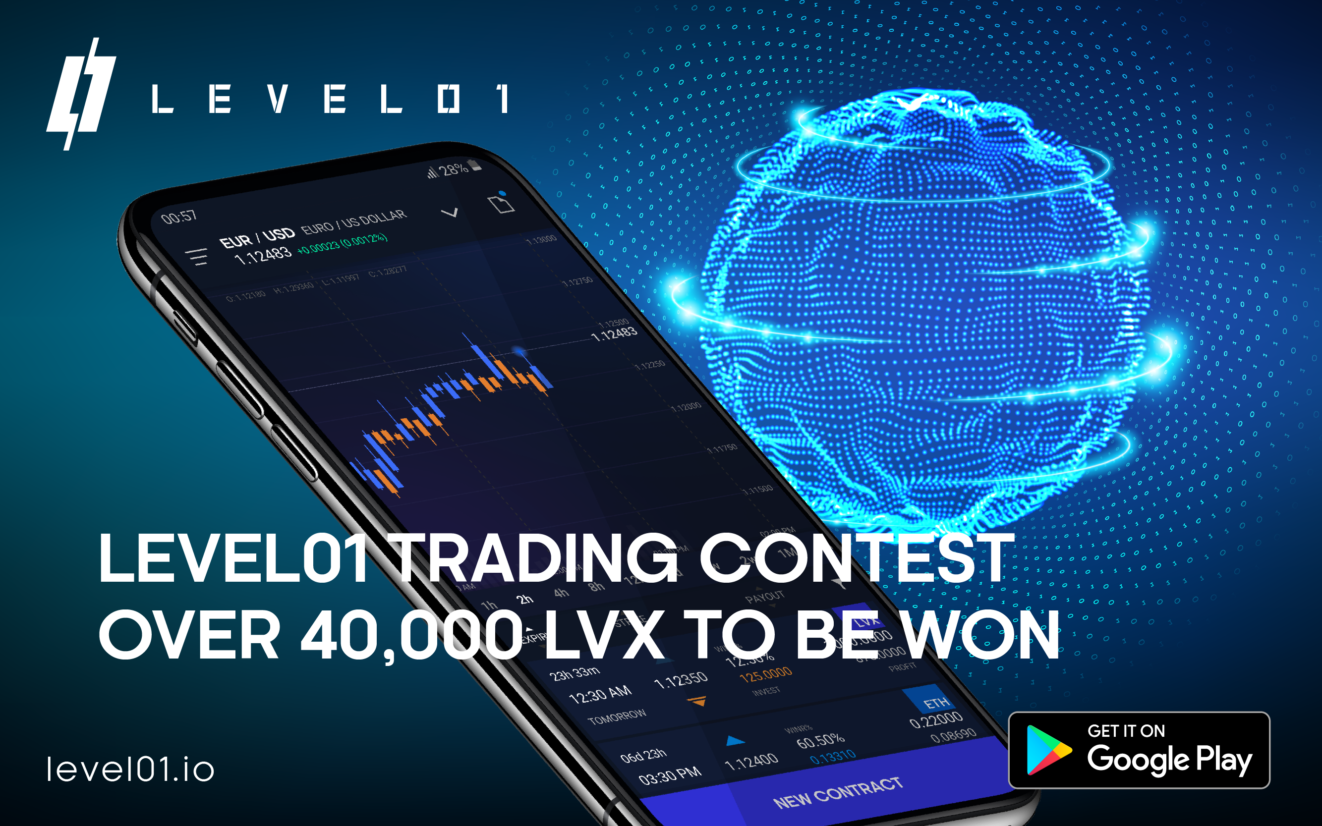 LVX Trading Contest Banner