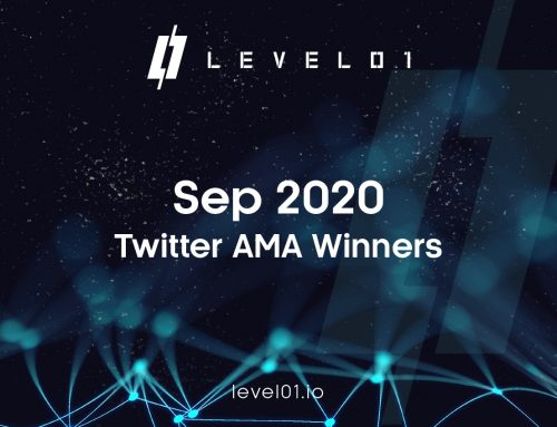 Congrats to All Winners of Our Sep 2020 Twitter AMA