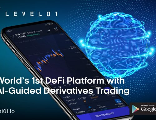 Level01 Launches Its Innovative Defi Platform On Google Play