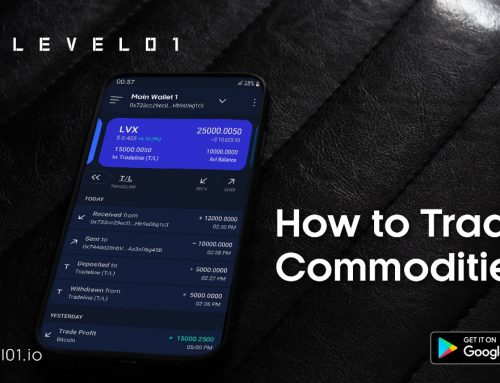 How To Trade Commodity On Level01 App