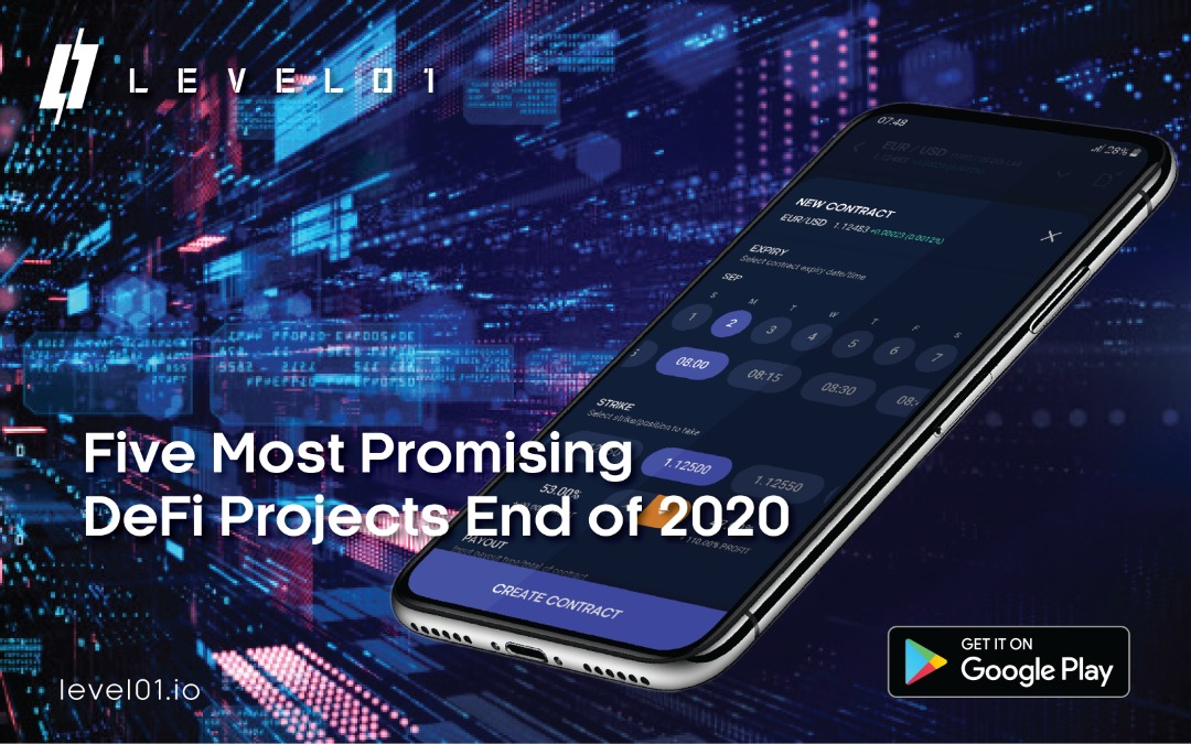 defi project 5 promising year 2020