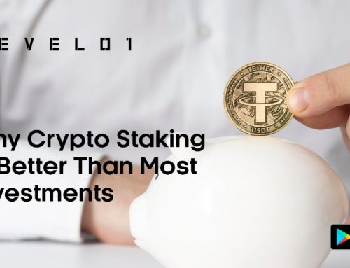 Why Crypto Staking Is Better Than Most Investments